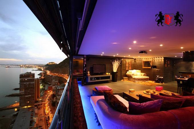 Недвижимость в испании за городом
