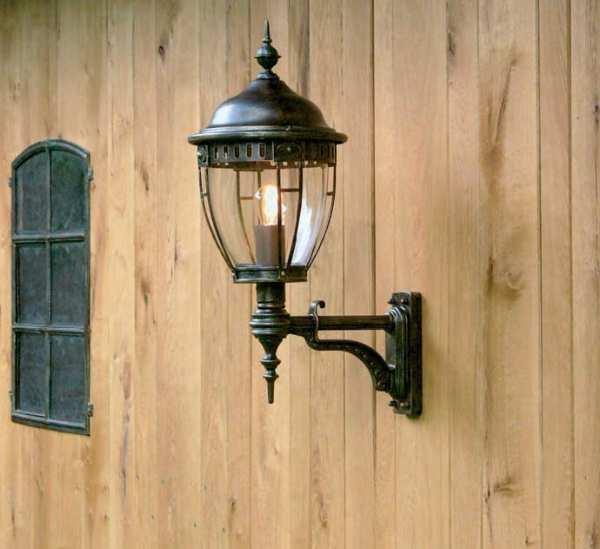Светильник в английском стиле сделать