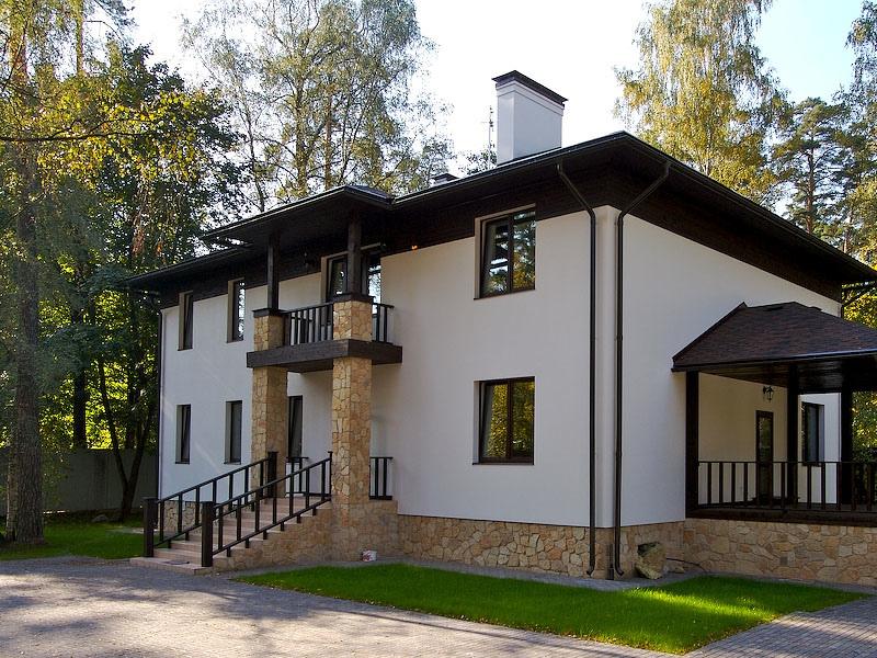 Строительство домов под ключ и коттеджей под ключ- выгодный вариант