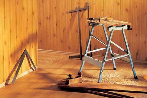 Многим нравится совершенно ровный тон деревянного покрытия, в этом случае перед покраской необходимо провести...