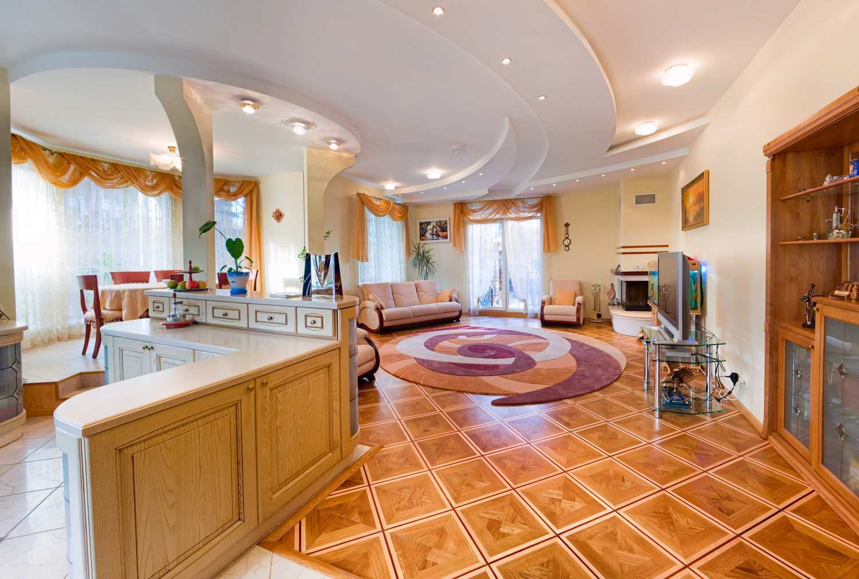 Косметический ремонт 4-комнатной квартиры 85 кв м: цены
