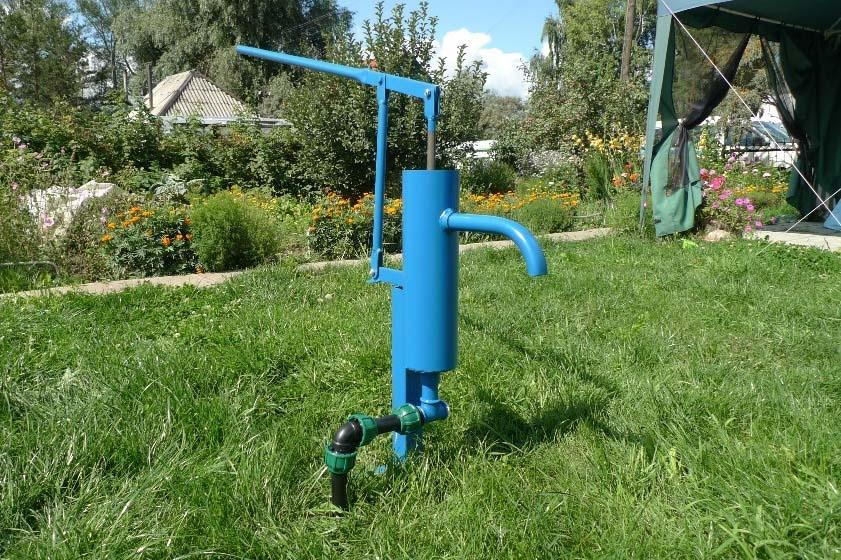 Облагораживание скважины на воду